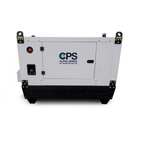 CPS Perkins AP13S 13kVA / 14kVA Three Phase Diesel Generator