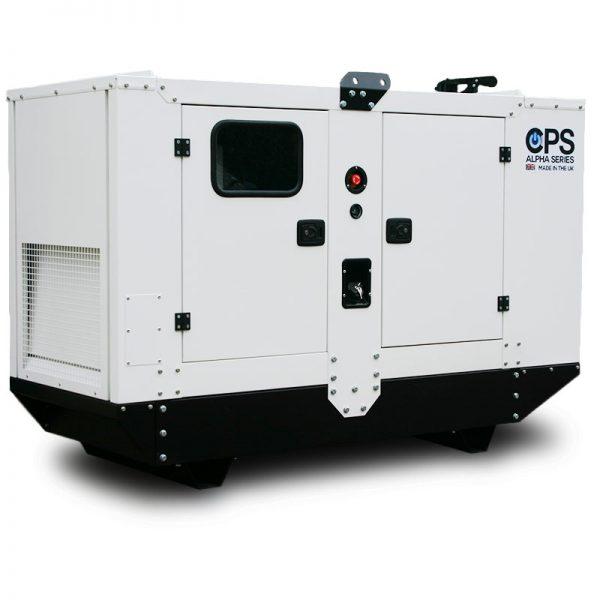 CPS Perkins AP45S 45kVA / 50kVA Diesel Generator