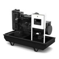 10kVA Open Diesel Generator Perkins 403A 11G1 Diesel Engine