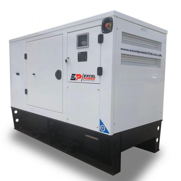 30kVA Diesel Generator Excel Power XL30P Perkins