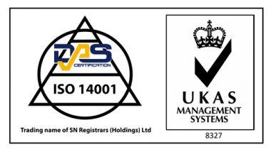 DAS Ukas ISO 14001