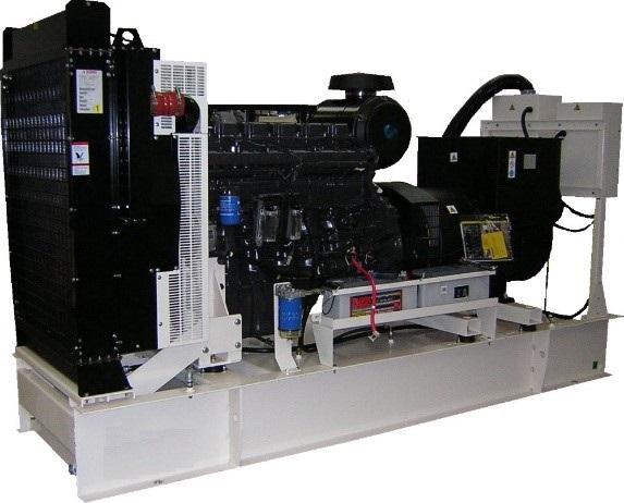 250kVA Diesel generator Scania power