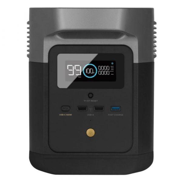 EcoFlow DELTA mini Portable Power Station