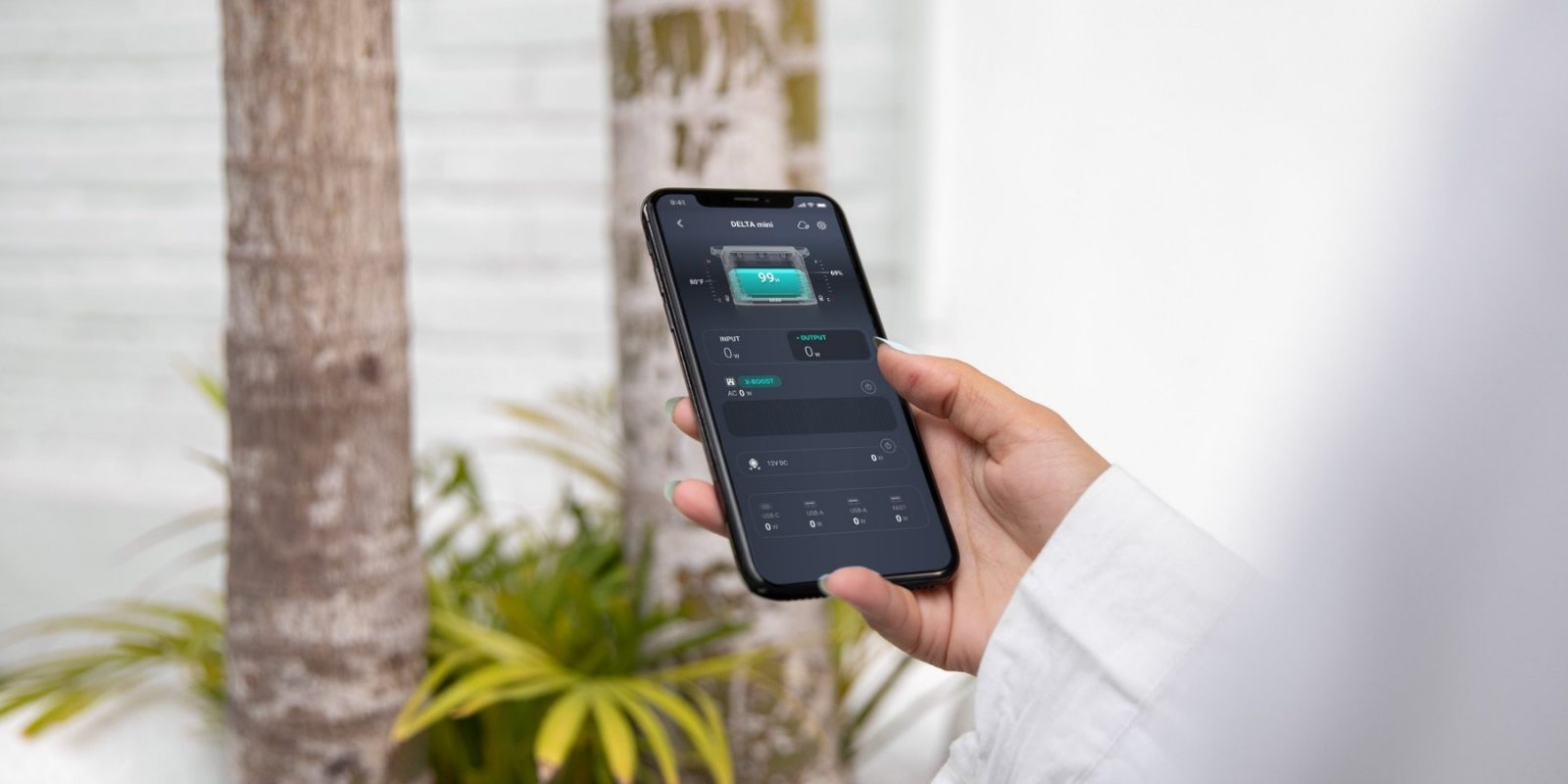 EcoFlow Delta Smarter With The App