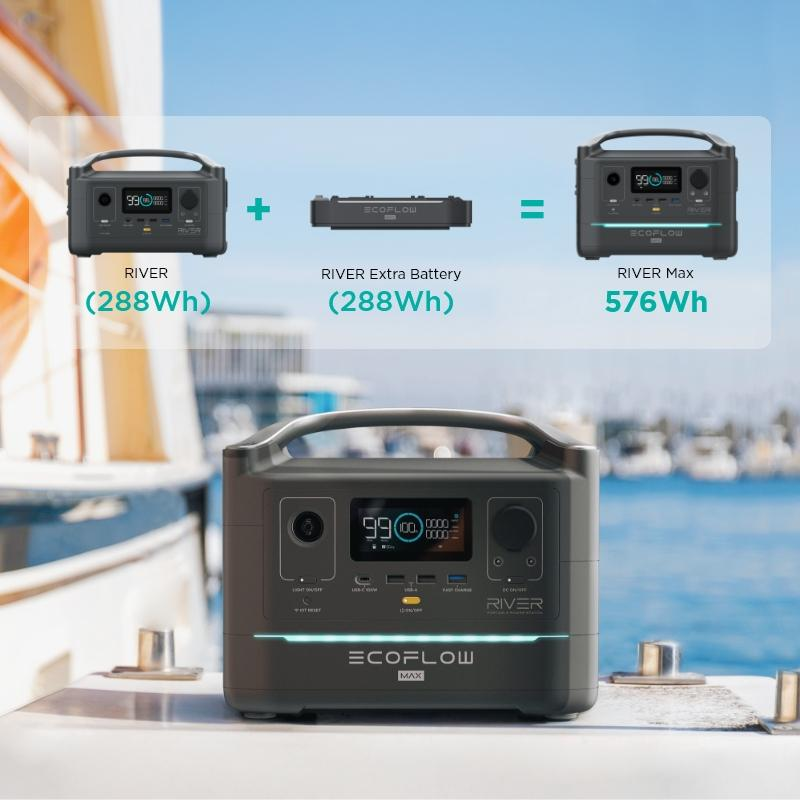 Modular Design + Extra Battery
