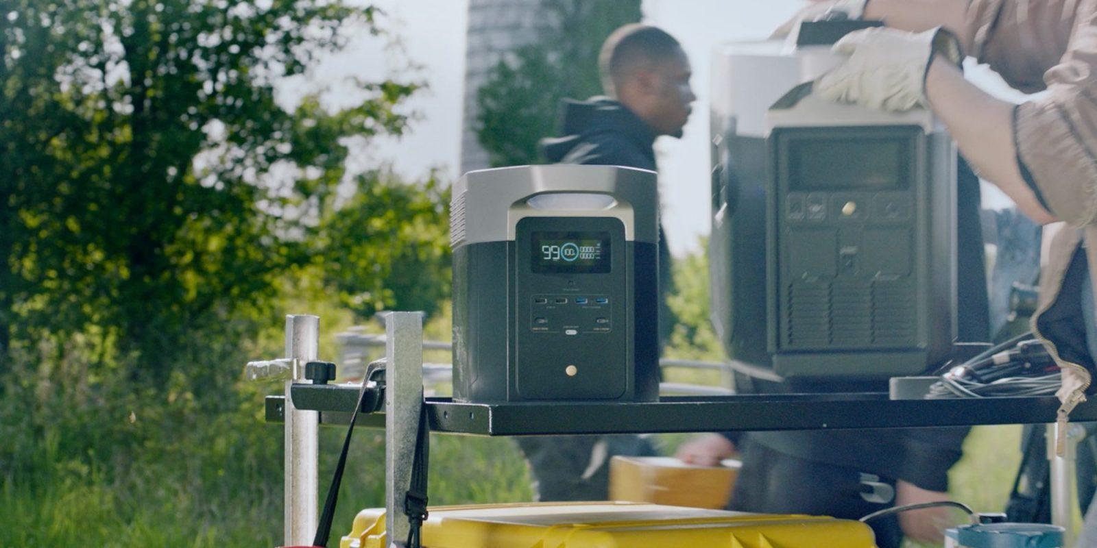 EcoFlow Delta Max Smart Generator